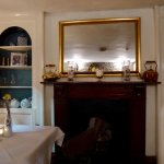 Dining room upstairs
