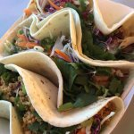 The house special is any 3 tacos for 8.95. This is local fav among the millennials.
