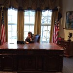 The oval office at magic house