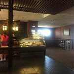 Grab 'n Go food/coffee area
