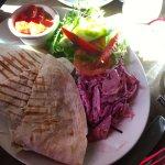 Cafe Retro - Chicken Quesadilla