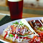 Ivar's Mukilteo Landing Happy Hour Fish Tacos