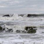 Chincoteague National Wildlife Refuge, stormy weather
