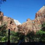 Photo of Zion's Main Canyon