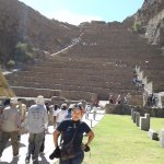 In our way to the Pyramid's Top