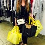 VIP Solo Guest from the UK During Her NYC Shopping Tour