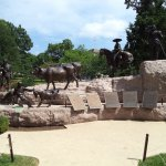 Mexican Heritage Memorial on Capitol Grounds