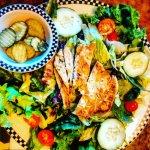 Big Grilled Chicken Salad