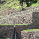 Tipón es uno de los centros Arqueológicos ubicados al Sur del Cusco.