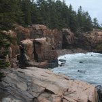 In Acadia National Park