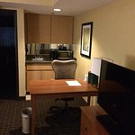 Stayed two nights in Suite 107. Very good value!