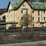 Hotel and Beer Garden