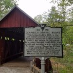 A brief history about Campbell's Covered Bridge.