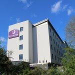 Foto de Premier Inn Warwick Hotel