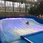 Water Park Surf Rider