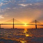 Sunshine Skyway Bridge Foto