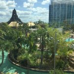 Universal's Cabana Bay Beach Resort Foto