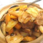Pork with Pumpkin, China Rose, Milpitas, CA