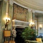 Vanderbilt Mansion - Interior, First Floor, Center Room