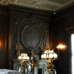 Vanderbilt Mansion - Interior, First Floor, Covered Furniture