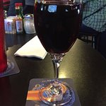 The biggest wine pour I have seen!