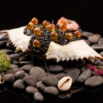 Maryland Blue Crab and Caviar