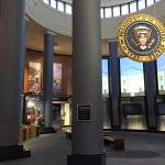 Display in Carter Presidential Library