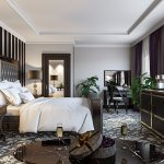 Neoclassic King Suite