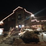 A Snowy Night in Killington