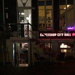 Rotlichtviertel Walletjes Foto