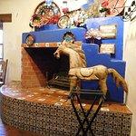 La Posta Fireplace