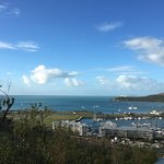 Great views of Airlie Beach Marina