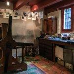L'atelier de gravure du maître