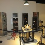 Mock up of a Los Alamos lab