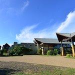 laya safari hotel front view