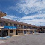 Motel 6, Panorama Blvd, Alamogordo NM.
