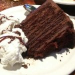 "Big ""A"" Chocolate Cake"
