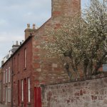 This is the location of the Sydney House B&B in Cromarty, Highlands.