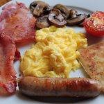 (Sydney House B&B breakfast by Alasdair!) My mouth is watering again...