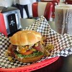 Ghost Pepper Ranch Burger