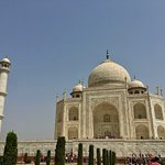 The Taj, of course.