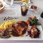 Bilder från den nyöppnade Restaurant de Luz Mar