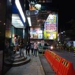 Hotel immediately adjacent to Robinsons Place Mall Manila