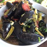Mussels (large plate)
