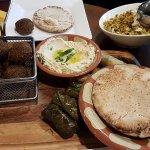 Amazing falafel :P