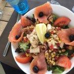 Très bon repas entre amis. Mathieu a su nous parler de la Corse avec beaucoup de passion et d'hu