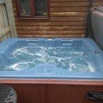 Ho tub lodge 1