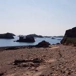 Paysage au bord de mer