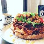 Brut Cake Cafe