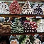 Turkish Delight sweet shop